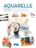 David Sammiguel - Aquarelle - 101 techniques pour apprendre et progresser.