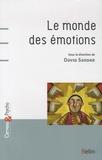 David Sander - Le monde des émotions.
