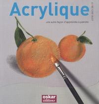 David Sanmiguel - Acrylique - Une autre façon d'apprendre à peindre.