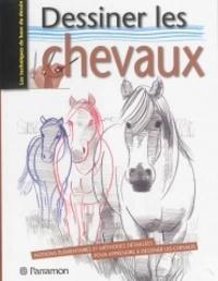 David Sanmiguel et Vincenç-B Ballestar - Dessiner les chevaux - Les techniques du dessin.