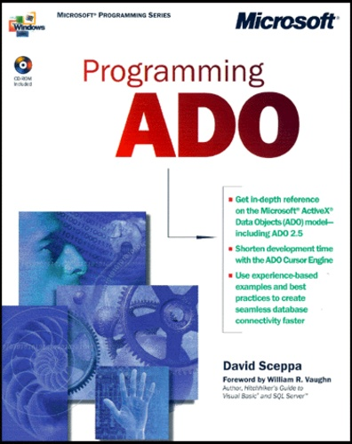 Programming ADO  Edition with CD-ROM