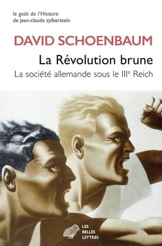 La révolution brune. La société allemande sous le IIIe Reich