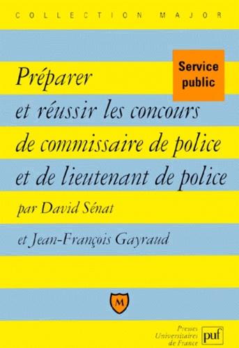 Préparation Concours Commissaire De Police