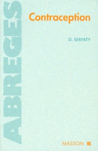 David Serfaty et  Collectif - Contraception.