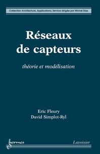 David Simplot-Ryl et Eric Fleury - Réseaux de capteurs - Théorie et modélisation.