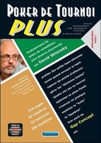 Poker de tournoi Plus - David Sklansky pdf epub