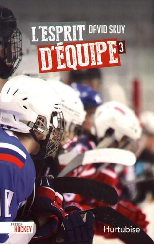 David Skuy - Passion hockey Tome 3 : L'esprit d'équipe.