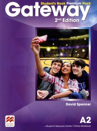 David Spencer - Gateway A2 Student's Book Premium Pack.
