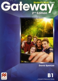 David Spencer - Gateway B1 Student's Book Pack.