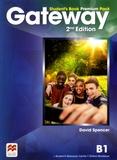 David Spencer - Gateway B1 Student's Book Premium Pack.