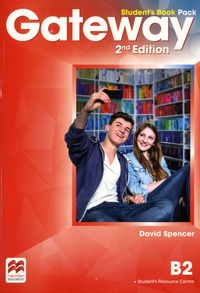 David Spencer - Gateway B2 Student's Book Pack.