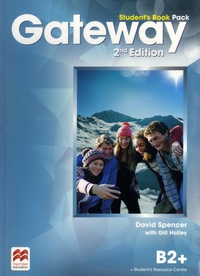 David Spencer - Gateway B2+ Student's Book Pack.