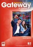 David Spencer - Gateway B2 Student's Book Premium Pack.