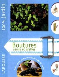 David Squire - Boutures, semis et greffes.