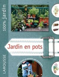 David Squire - Jardin en pots.