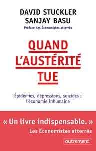 Accentsonline.fr Quand l'austérité tue - Epidémies, dépressions, suicides : l'économie inhumaine Image