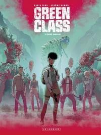 David Tako et Jérôme Hamon - Green Class - tome 3 - Chaos rampant.