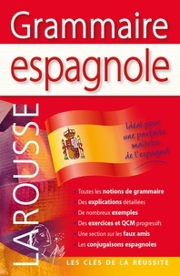 Téléchargez des livres électroniques gratuits Grammaire espagnole (Litterature Francaise)