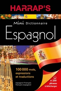 David Tarradas Agea - Mini dictionnaire espagnol - Espagnol-Français/Français-Espagnol.