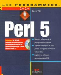 PERL 5. Avec CD-Rom - David Till | Showmesound.org