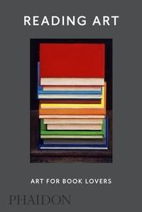 David Trigg - Reading Art - Art for book lovers.