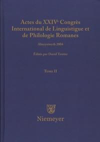 Actes du XXIVe Congrès International de Linguistique et de Philologie Romanes - Tome 2.pdf