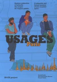 David Trottin et Jean-Christophe Masson - Usages Paris.