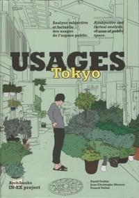 Deedr.fr Usages Tokyo - Analyse subjective et factuelle des usages de l'espace public Image