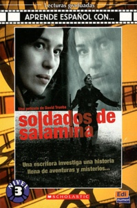 David Trueba et Javier Cercas - Soldados de salmina - Nivel 3. 1 CD audio