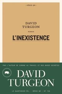 David Turgeon - L'inexistence.