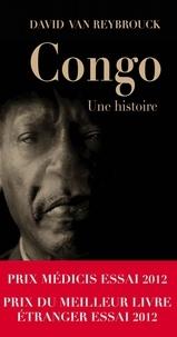 David Van Reybrouck - Congo, une histoire.