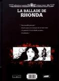 David Verdier et Pierre Roux - La ballade de Rhonda.