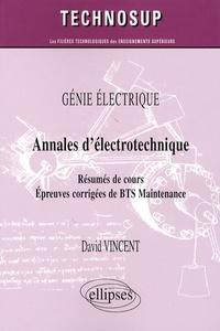 Annales délectrotechnique - Résumés de cours, épreuves corrigées de BTS Maintenance.pdf