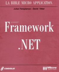 Deedr.fr Framework .NET. Avec CD-ROM Image