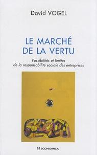 Accentsonline.fr Le Marché de la vertu - Possibilités et limites de la responsabilité sociale des entreprises Image