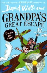Histoiresdenlire.be Grandpa's Great Escape Image