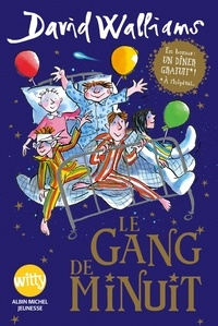 David Walliams - Le gang de minuit.