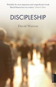 David Watson - Discipleship.