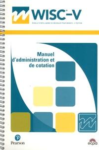 Deedr.fr WISC-V - Manuel d'administration et de cotation Image
