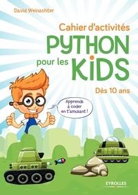 Deedr.fr Cahier d'activités Python pour les kids Image