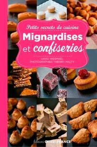 David Wesmaël et Thierry Malty - Mignardises et confiseries.