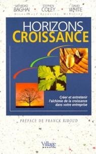 Deedr.fr HORIZONS CROISSANCE. Créer et entretenir l'alchimie de la croissance dans votre entreprise Image