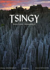 David Wolozan - tsingy - Forêt de Pierre - Madagascar.