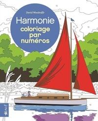 Ebook pour la préparation de la porte téléchargement gratuit Harmonie  - Coloriage par numéros
