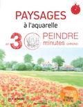 David Woolas - Paysages à l'aquarelle - Peindre en 30 minutes chrono.
