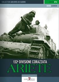 """David Zambon - 132a Divisione Corazzata """"Ariete""""."""