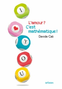 Davide Cali - L'amour ? C'est mathématique !.