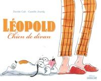 Davide Cali et Camille Jourdy - Léopold - Chien de divan.