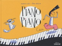 Davide Cali et Eric Héliot - Piano Piano.