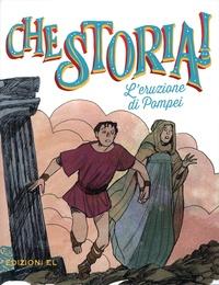 Davide Morosinotto - L'eruzione di Pompei.